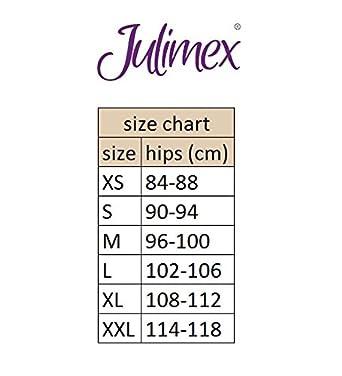 Fabbricate In UE Julimex Shapewear 271 Classiche Mutande Contenitive Senza Giunti
