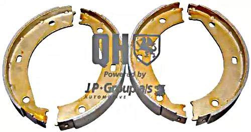 (JP GROUP Brake Shoe Set Fits BMW Z3 Z8 E23 E24 E28 E31 E32 E34 E36 34411155523)