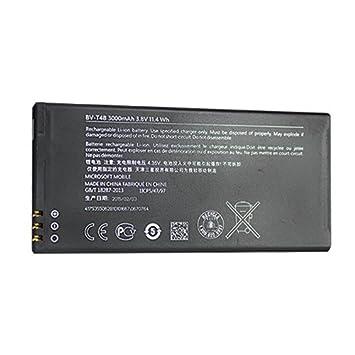 Akku Microsoft Original BV-T4B Lumia 640 LTE, Lumia 640 Dual Sim, Li-ion 1560mAh - Lumia 640 XL Dual Sim