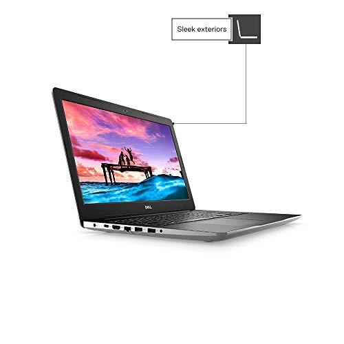 DELL Inspiron 3593 15.6-inch FHD Laptop (10th Gen i3-1005G1/4GB/1TB/Win 10 + MS Office/Intel HD Graphics), Platinum Silver