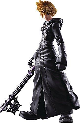 Square Enix Kingdom Hearts Ii: Roxas Play Arts Kai Action Figure