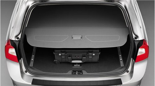 2008-2016 Genuine Volvo V70 XC70 OEM Retractable Cargo Cover (Black) -  39882849