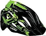 Lazer Oasiz Lopes Edition Helmet: Black/Green; XL