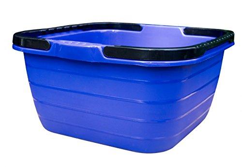 Yachticon Waschschüssel eckig 14 Liter