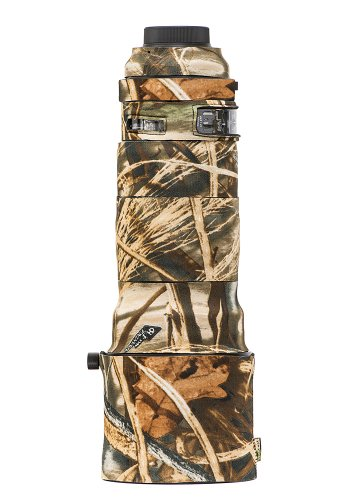LensCoat lcs120300spm4 Lenscover for Sigma 120-300 OS S (Realtree Max4 HD)