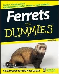 Ferrets Dummies second Text Only product image
