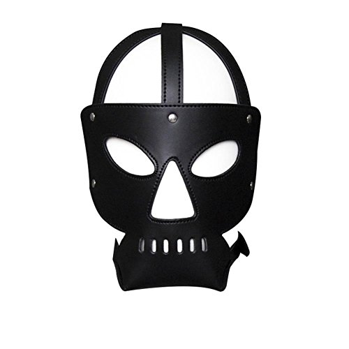 Cosy-L Costume Mask Halloween Club Accessories Hood Mash with the Hole for Eyes and Nose Eyemasks Disguises for Masquerade Adjustable]()
