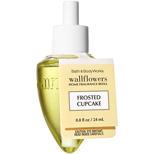 - Bath and Body Works Wallflowers Single Refill HOME CLASSICS (Frosted Cupcake)