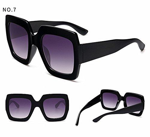 Voyager la du Protection Femme Faire Mode et Homme Originale à Lunette C7 Shopping de etc Soleil UV400 Photographier pour Conduire 5n8aPZ