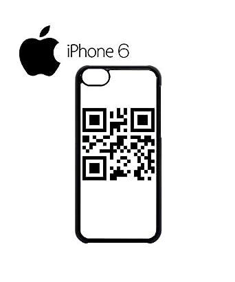 QR Code Barcode Secret Message Scan Swag Mobile Phone Case