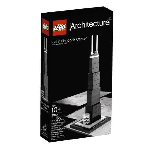 LEGO Architecture John Hancock Center (21001)