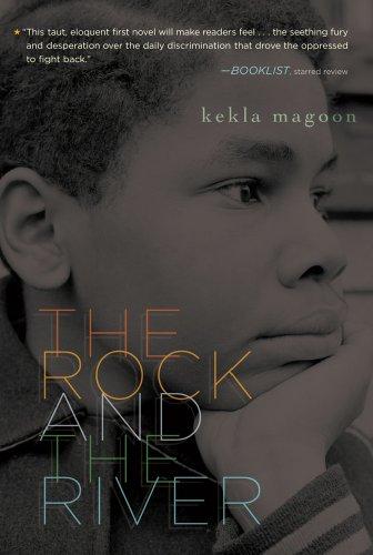 The Rock And The River  Coretta Scott King   John Steptoe Award For New Talent
