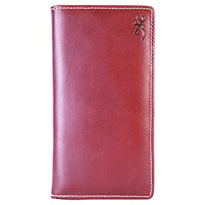 Browning Bandera Executive Wallet | Cognac, 7x7.75