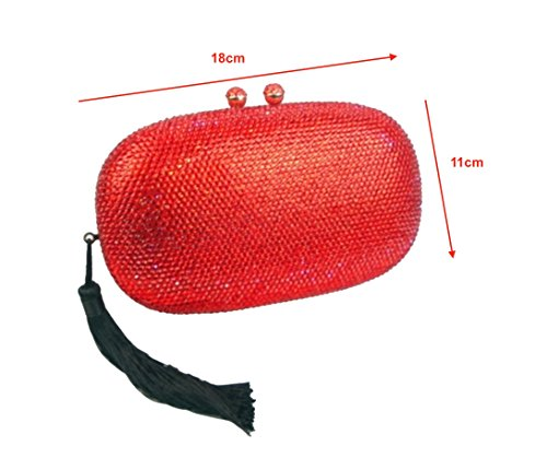 blingustyle Pochettes femme red red blingustyle Pochettes blingustyle Pochettes red Pochettes blingustyle femme femme 0O4wqP0r