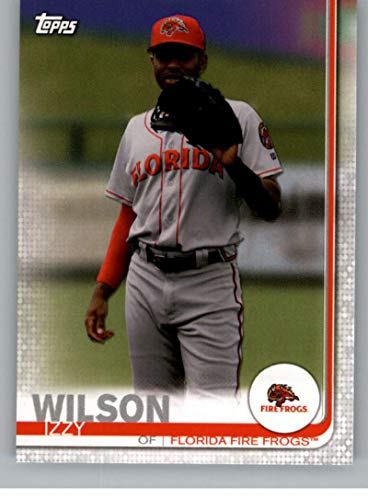 (2019 Topps Pro Debut Baseball #108 Izzy Wilson Florida Fire Frogs)