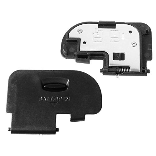PhotoTrust Battery Door Cover Lid Cap Replacement Repair Part for Canon 5D Mark III DSLR Digital ()
