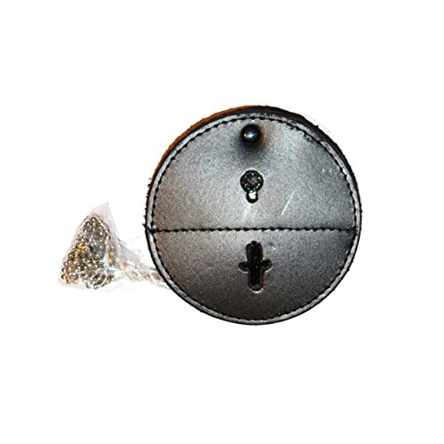(Badge Accessory, Leather)