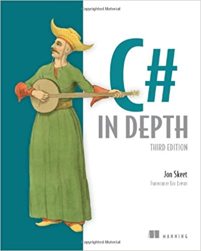 Best C# Programming Book for advanced programming