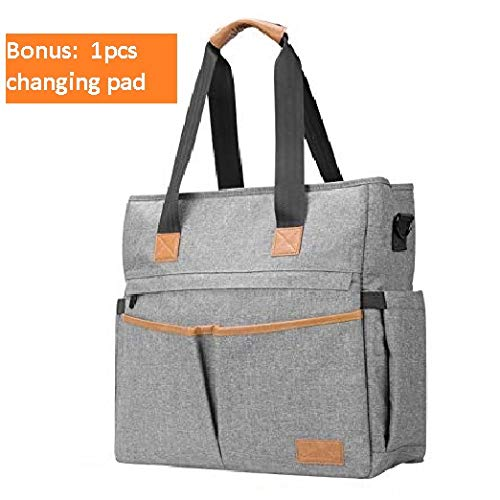 Bable Large Multi-Function Diaper Bag Only $8.39
