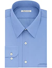 Big and Tall Mens Dress Shirts Tall Fit Poplin Point Collar