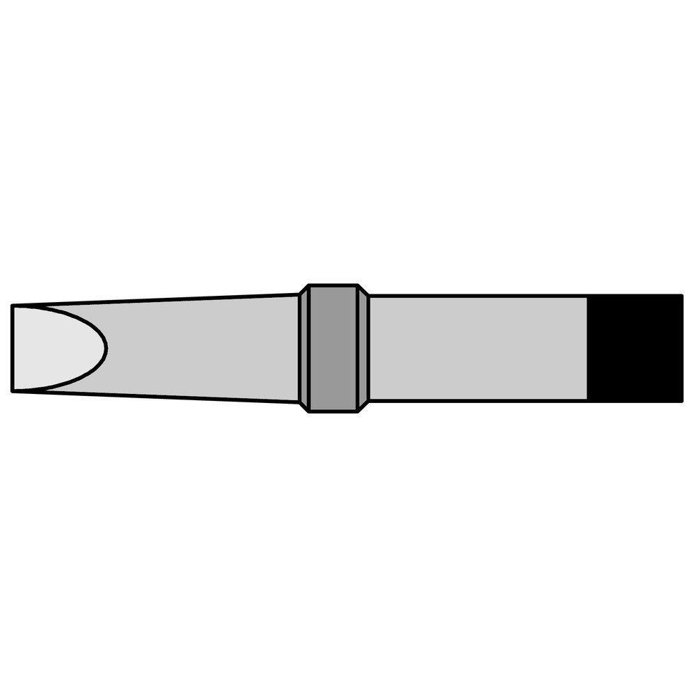 Weller Lö tspitze PT, Meiß elform, PT C9/3,2 x 0,8 mm, 480 ° C, 1 Stü ck