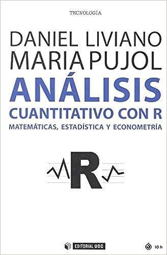 Análisis cuantitativo con R (Manuales): Amazon.es: Daniel ...