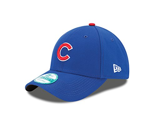 New Era MLB Chicago Cubs Game Youth The League 9FORTY Adjustable Cap, Youth, Royal