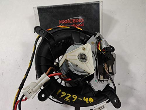 2000-2003 Mercedes-Benz E320 - Blower Motor - 2108206842 - w/Regulator ()