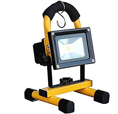 Westgate Lighting LED Work Lights 4 Level Light With Built-In Rechargeable Lithium Batteries & USB Port - Can Be Used While Charging Mobile Devices