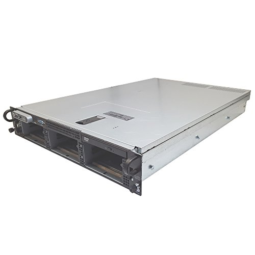 DELL PowerEdge 2950 2U RackMount 64-bit Server with 2xDual-Core 5160 Xeon 3.0GHz CPUs + 24GB PC2-5300F RAM + 6x146GB 15K SAS 3.5