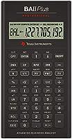 Texas Instruments- Calculadora TI-BAIIPLUS PRO
