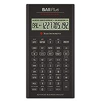 Texas Instruments BAII Plus Professional Taschenrechner