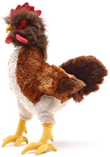 Egbert the Rooster | 19 Inch Stuffed Animal Plush | By Tiger Tale Toys