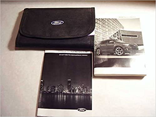 Ford Edge Owners Manual Paperback