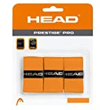 Head Prestige Pro Tennis Racquet Overgrip - Orange