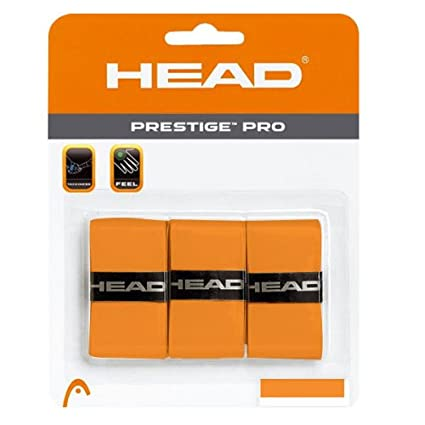 Head Prestige Pro Overwrap - Grip, color blanco 282009