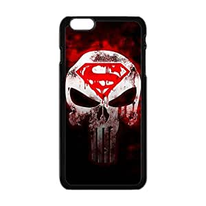 2015 Design Superman Logo Silicone Phone Case for iPhone 6 5.5 inch Screen (5)