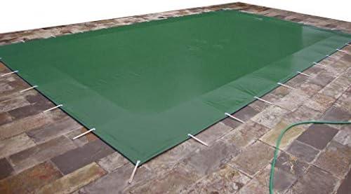 International Cover Pool Cubierta de Piscina Invierno de 10x4 ...