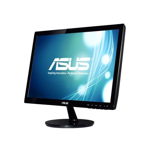 ASUS VS197T-P 18.5'' WXGA 1366x768 DVI VGA Back-lit LED Monitor by Asus