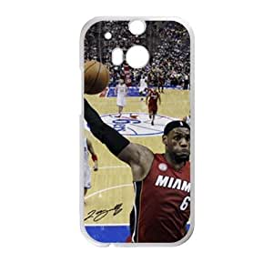 Basketball player Cell Phone Case for HTC One M8
