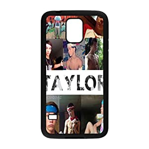 Taylor Design Plastic Case Cover For Samsung Galaxy S5