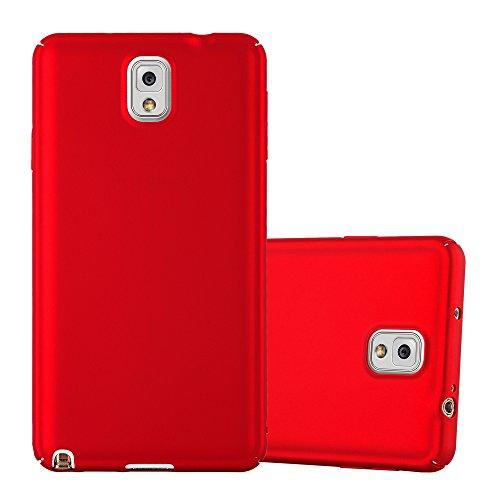 Cadorabo - Hard Cover Protección para >                          Samsung Galaxy NOTE 3                          < con Efecto Metálico Mate
