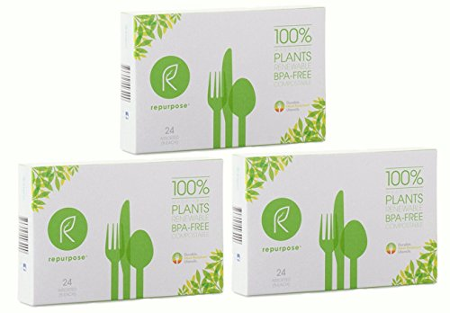 repurpose-100-plant-base-high-heat-utensils-forks-knives-spoons-24-count-pack-of-3
