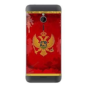 "Motivos Disagu Design Skin para Microsoft Nokia 230 Dual Sim Rückseite: ""Montenegro"""