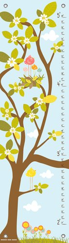 Oopsy Daisy in The Branches Finny and Zook Growth Charts,...