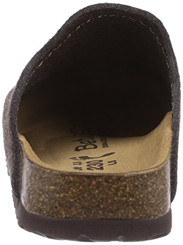 House Zuecos Material Marrón de Dark sintético Soft Betula Marrón Brown Adulto Unisex RHdwSqF
