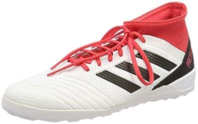 ADIDAS Predator Tango 18.3 Indoor, Zapatillas de fútbol Sala para Hombre, Negro (FTWR White/Core Black/Real Coral S18), 45 1/3 EU: Amazon.es: Zapatos y ...