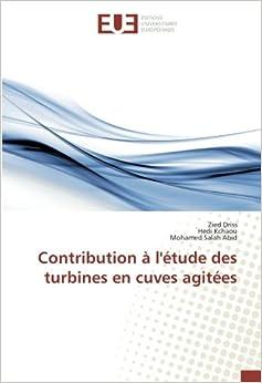 Bittorrent Descargar Contribution à L'étude Des Turbines En Cuves Agitées Epub Patria