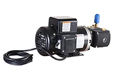 CANPUMP Electric Pressure Washer 220-230V Commercial 2400PSI 5.0 HP from Green Canpump Inc.
