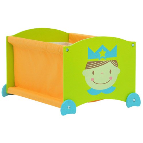 Aimutoi (I'm TOY) stack-up toy box Prince IM-47380 by Ede~yute